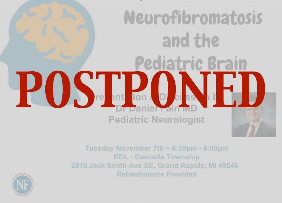 NF & the Pediatric Brain w/ Dr. Daniel Fain